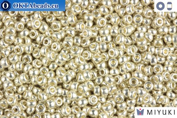MIYUKI Beads Galvanized Silver 11/0 (1051) 11MR1051