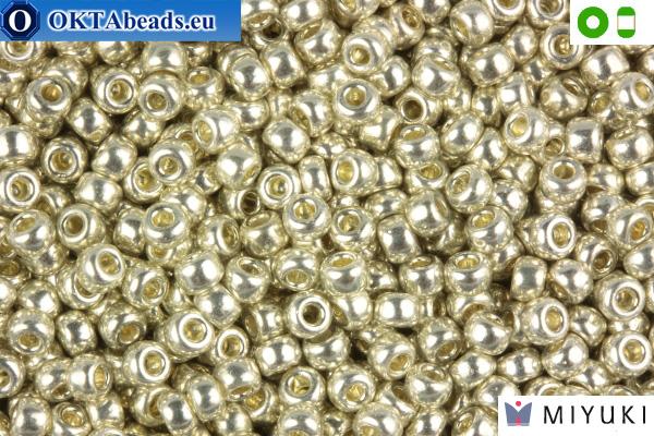 MIYUKI Beads Galvanized Silver 8/0 (1051)