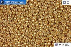 MIYUKI Beads Galvanized Yellow Gold 11/0 (1052)