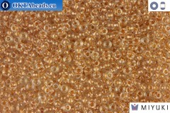 MIYUKI Beads Gold Lined Crystal 11/0 (234)