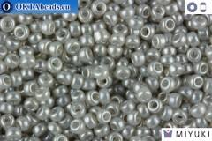 MIYUKI Beads Grey Ceylon (526) 11/0