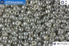MIYUKI Beads Grey Luster (368) 11/0