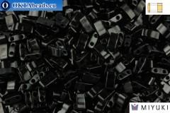 MIYUKI Beads Half TILA Black (401)