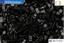 MIYUKI Beads Half TILA Black (401) Htim401