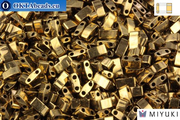 MIYUKI Beads Half TILA Dark Bronze (457) Htim457