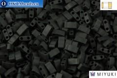 MIYUKI Beads Half TILA Matte Black (401F) Htim401F