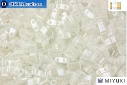 MIYUKI Beads Half TILA White Pearl (420) Htim420