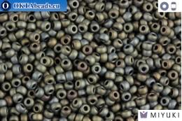 MIYUKI Beads Matte Silver Grey 11/0 (2012)