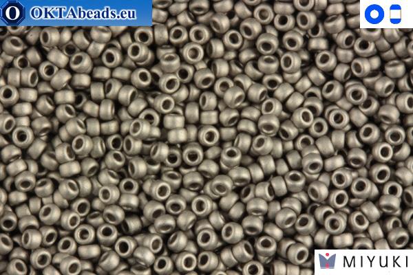 MIYUKI Beads Matte Steel 15/0 (190F)