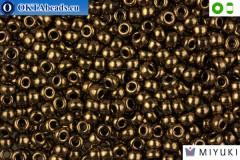 MIYUKI Beads Metallic Dark Bronze 8/0 (457) 8MR457