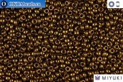 MIYUKI Beads Metallic Light Bronze 11/0 (457L)