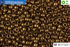 MIYUKI Beads Metallic Light Bronze 8/0 (457L) 8MR457L