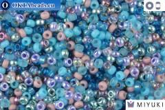 MIYUKI Beads Mix Caribbean Blue 11/0 (mix11)