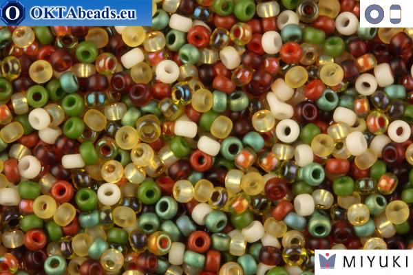 MIYUKI Beads Mix Earthtone 11/0 (mix07) 11MRmix07