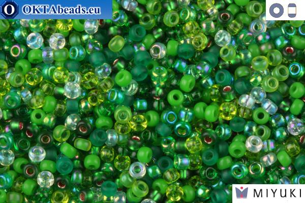 MIYUKI Beads Mix Evergreen 11/0 (mix03) 11MRmix03