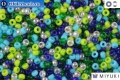 MIYUKI Beads Mix Gemstones 11/0 (mix14)