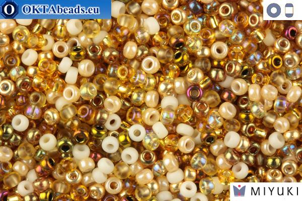 MIYUKI Beads Mix Honey Butter 11/0 (mix22) 11MRmix22