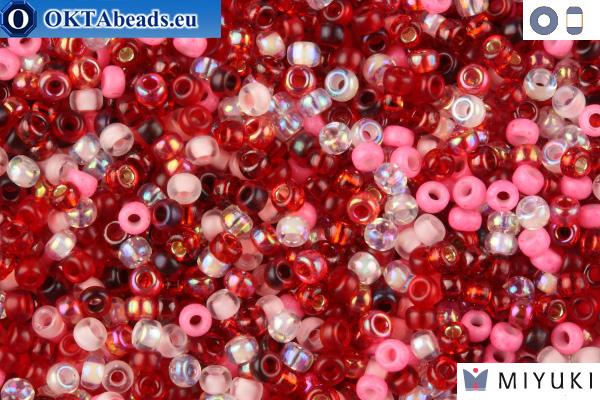 MIYUKI Beads Mix Strawberry Fields 11/0 (mix05)