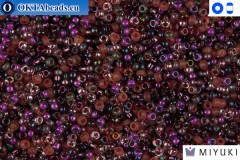 MIYUKI Beads Mix Vinyard 15/0 (mix18)