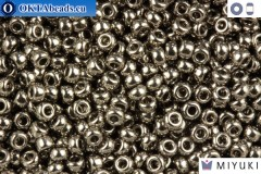 MIYUKI Beads Nickel Plated (190) 11/0