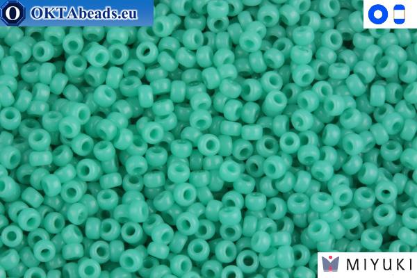 MIYUKI Beads Opaque Turquoise 15/0 (412)