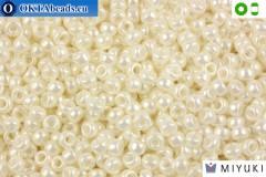 MIYUKI Beads Pearl Ceylon (591) 8/0 8MR591
