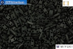 MIYUKI Beads Quarter TILA Matte Black (401F) Qtim401F