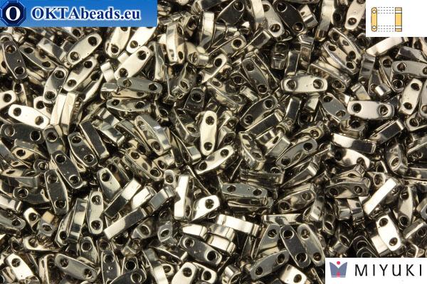 MIYUKI Beads Quarter TILA Nickel Plated (190) Qtim190