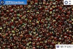 MIYUKI Beads Red Brown Transparent (4503) 11/0