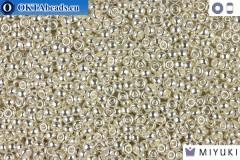 MIYUKI Beads Sterling Silver Plate 11/0 (961)