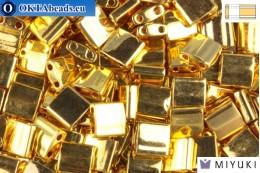 MIYUKI Beads TILA 24Kt Gold Plated (191)