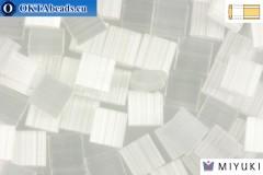 MIYUKI Beads TILA Crystal Silk Frosted Mist (37) TiM37