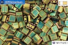 MIYUKI Beads TILA Matte Metallic Green Iris (2008)