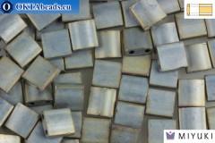 MIYUKI Beads TILA Matte Metallic Silver Grey (2002)