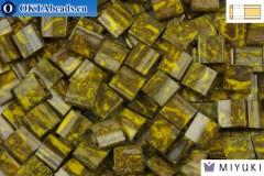 MIYUKI Beads TILA Picasso Opaque Yellow (4519)