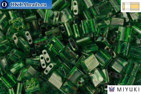 MIYUKI Beads TILA Picasso Transparent Green (4507)