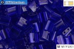MIYUKI Beads TILA Transparent Cobalt (151)