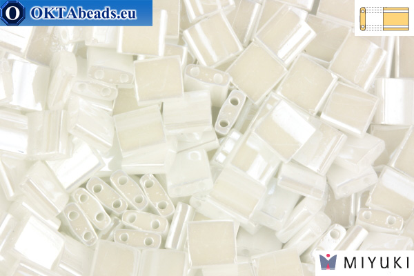 MIYUKI Beads TILA White Pearl (420)