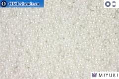 MIYUKI Beads White Ceylon 11/0 (528)