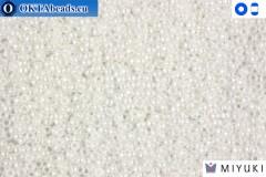 MIYUKI Beads White Pearl 15/0 (420)