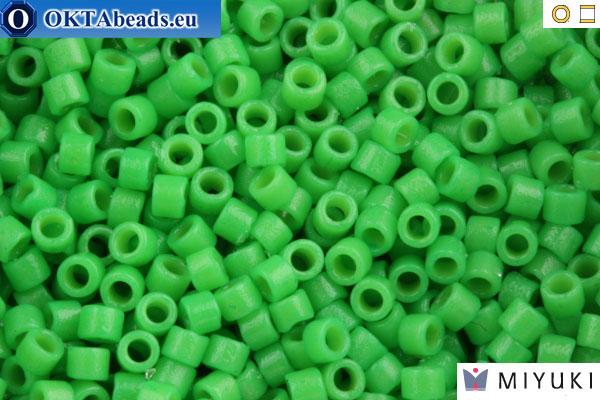 MIYUKI Delica Duracoat Opaque Fiji Green (DB2126) 11/0