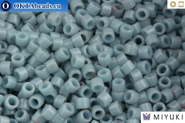 MIYUKI Delica Duracoat Opaque Moody Blue (DB2129) 11/0 DB2129