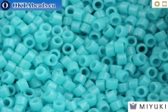 MIYUKI Delica Duracoat Opaque Underwater Blue (DB2130) 11/0