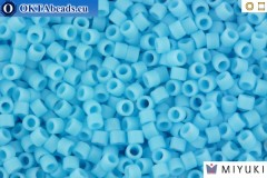 MIYUKI Delica Matte Opaque Light Blue (DB755) 11/0