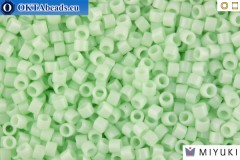 MIYUKI Delica Opaque Light Mint (DB1496) 11/0