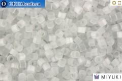 MIYUKI Delica Pale Grey Silk Satin (DB676) 11/0