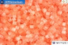 MIYUKI Delica Salmon Silk Satin (DB825) 11/0