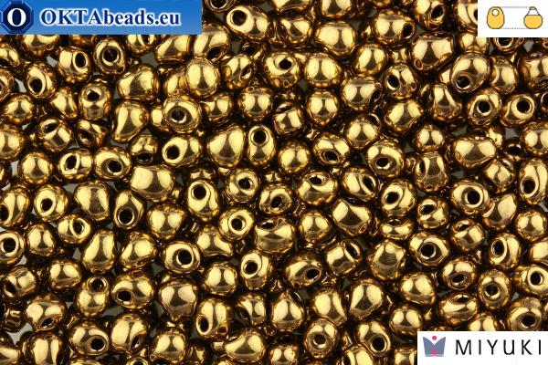 MIYUKI Drop Beads Metallic Bronze (457)
