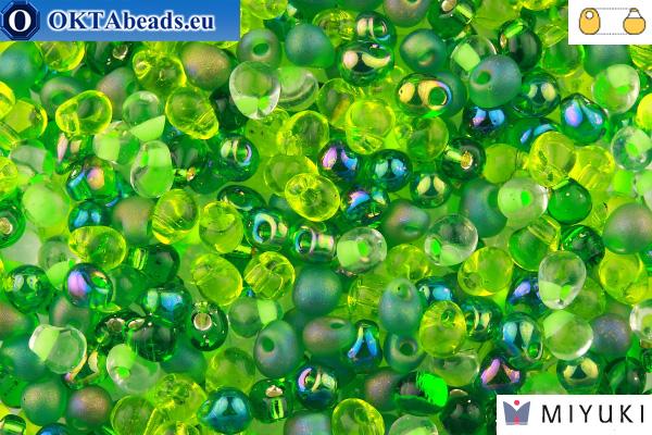 MIYUKI Drop Beads Mix Evergreen (MIX03)