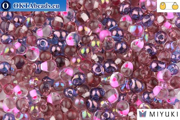 MIYUKI Drop Beads Mix Lilacs (MIX01)